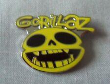 ***NEW*** Gorillaz enamel badge. Damon Albarn,Blur,Mod,Indie.