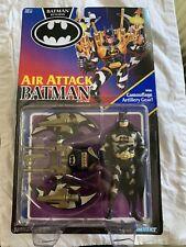VINTAGE BATMAN FIGURE,AIR ATTACK BATMAN,1992,KENNER,IN ORIGINAL PACKAGE