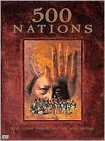 500 NATIONS (5PC) / (BONC GIFT STD) - DVD - Region 1