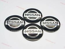 4x Auto Parts Car Wheel Center Covers Hubcaps Hub Caps Logo Emblem For NISSAN