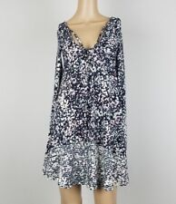 NWT Lovefire Bell Sleeve Printed Shift Dress Small