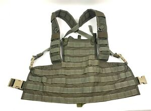 Eagle Industries Rhodesian Recon Vest RRV Tactical Chest Rig Ranger Green V2 KH5