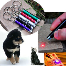 Portable Red Laser Pointer Pen LED Flashlight With Money Detector Function ILKM