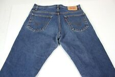 Levi's 517 Boot Cut Men's 32 x 29 (TAG'D AS 34/30) Denim Jeans #Z924