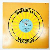 Sugarhill Gang- Rapper's Delight Record Album LP Vinyl 1979 USA ORIG PRESSING