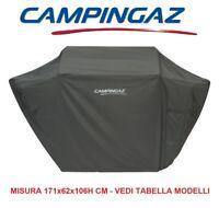 TELO COVER BARBECUE CAMPINGAZ PER TUTTI MODELLI RBS CAMPINGAZ MISURA 171x62X106H