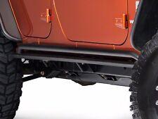 Smittybilt XRC Armor Durable Rock Sliders 2007-2017 4dr Jeep Wrangler JK 76895