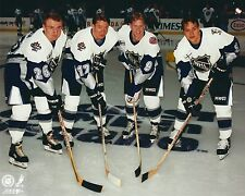 1998 Finland in the NHL All Star Game World Team Hockey Photo
