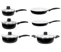 Healthy Ceramic Cookware Fry Pan Sauce Pan Stock Pot - Make Your Own Set