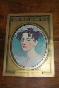complete Revue L'illustration Noel 1938