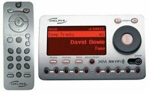 Delphi SKYFi SA10000 For XM Car & Home / office /  Satellite Radio Receiver