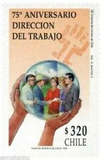 Chile 1999 #1956 75º aniversario Direccion del Trabajo MNH
