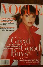 Vogue Magazine  - October 1994