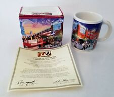 Walgreen's 3000th Store Chicago Commemorative Collectible Mug COA