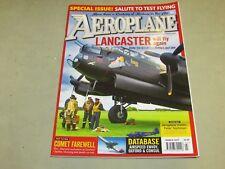 *LOOK* Superb AEROPLANE MONTHLY Magazine March 2017 - Lancaster, Comet, Envoy