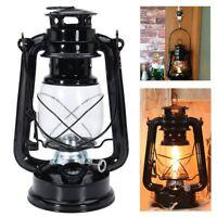 Vintage Ajustable Lampe à Kérosène Lampe à Pétrole Secours Extérieur