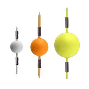 Mini-Floater Forellenposen | Pilotpose Feststellposen Auftriebspilot Pilotkugel