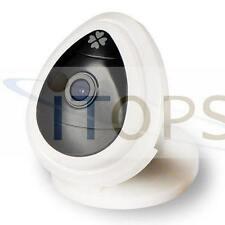 ITOPS 720p HD Raumüberwachung Babyphone WLAN Wifi IP Überwachungskamera Netzwerk