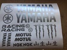 Yamaha 16st. Set Sticker Aufkleber Motorrad Tuning R1 R6 TZR XT