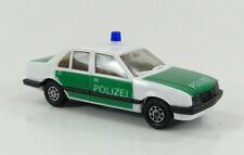 Opel Ascona Polizei Herpa 1:87 H0 ohne OVP [PF1-B2]