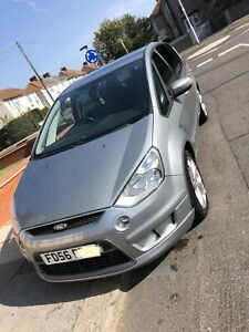 FORD S-MAX 2.5 Turbo 220 Titanium 3 Owners + Clean Example + Mot + Ulez + HPI ✅