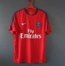1de2b457f PSG 2009-2010 PARIS FOOTBALL SOCCER T-SHIRT TRIKOT JERSEY MENS SIZE M 5