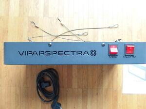 VIPARSPECTRA V450 Full Spectrum LED Grow Light - Daisy Chain, Veg & Bloom Switch