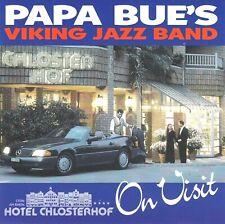 PAPA BUE'S VIKING JAZZ BAND CD - ON VISIT Hotel CHLOSTERHOF - NEUWERTIG