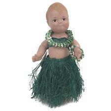 "Linda RIck The Doll Maker Lovey Dovey Doll Princess In Paradise Hula 12"" Vinyl"