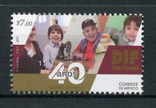 Mexico 2017 MNH DIF Nacional Natl System Integral Family Dev 1v Set Stamps