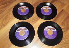 4 Motown 45 Smokey Robinson Lionel Richie The Temptations Johnny Gill Q49
