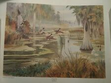 limited editions vintage original prints  4 seasons collection George Bevill