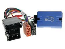 JVC VOLANTE Telecomando Adattatore Radio VOLANTE Interface FIAT PUNTO CROMA 194