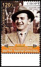 ARMENIA 2020-08 Sport: Hambardzumyan - 110, Weightlifter, MNH