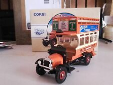 corgi classic neuf thornycroft bus yelloways