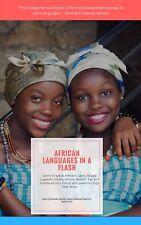 African Language Explorer Flash Drive Amharic, Swahili, Luganda, Twi. Yoruba