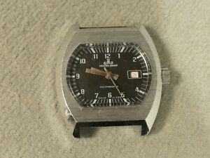 Meister Anker Antimagnetic Armbanduhr Made in GDR Handaufzug läuft