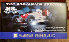 The Franklin Mint Agajanian Special 1/16 Scale Precision Model Race Car 98 NIB!