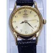 Vintage Seiko Women's Watch 2y01-0a10 21mm