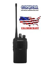 MOTOROLA VX-261 G7-5 UHF, 450-512 MHZ, 5 WATT, 16 CHANNEL TWO WAY RADIO