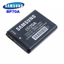 Genuine Original SAMAUNG BP70A Battery For ES65 MV800 PL120 PL170 ES80 BP-70A