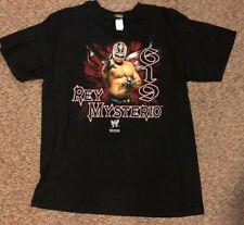 WWE Rey Mysterio 619 2007 Black T Shirt Size Men's Large