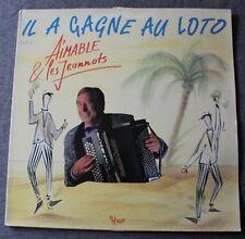 Aimable (accordeon), il a gagne au loto, Maxi Vinyl