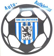 TSV 1860 München Ball Aufkleber Sticker Logo Bundesliga Fussball #336