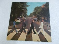 THE BEATLES ABBEY ROAD GREEN APPLE RARE LP record vinyl INDIA INDIAN VG+