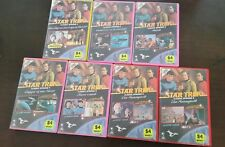7 Original VHS Ex Rentals Star Trek Episodes 1 -6. ep6 part 1&2 Very RARE! 1966