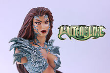 "Witchblade Mini Bust | Factory Counter Sample ""B"" and Signed with Authenticity"