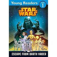 Star Wars: Escape from Darth Vader: A Star Wars Saga Reader (Star Wars Young