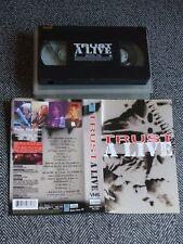 TRUST - A live - VHS