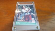 RARE HALE IRWIN AUTO SIGNED TRADING CARD PGA TOUR GOLFER in plastic case
